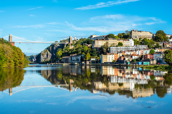 NFU Mutual Careers - Our Offices - Bristol - Clifton Suspension Bridge Image.jpg