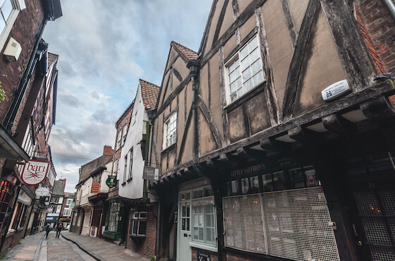 NFU Mutual Careers - Our Offices - York - Shambles Image.jpg